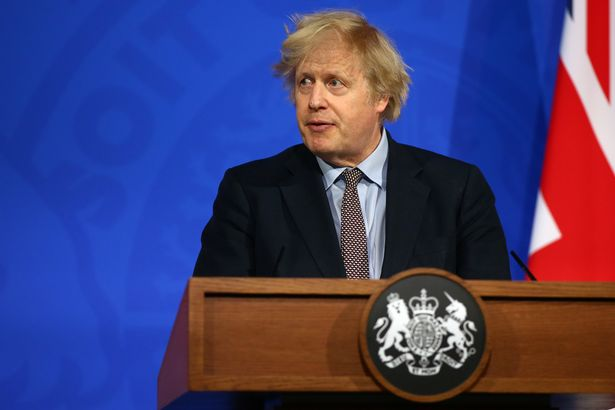 "Boris Johnson promised to drop a ""legislative bomb"" on the ESL plans"