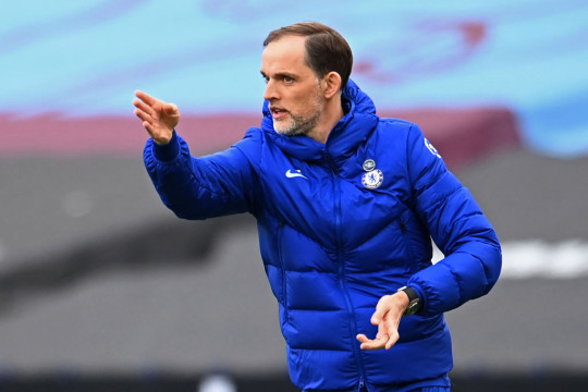 Tuchel's side have moved three points ahead of West Ham