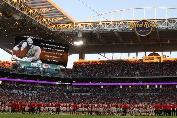 The fight is set to take place at the Hard Rock Stadium in Miami