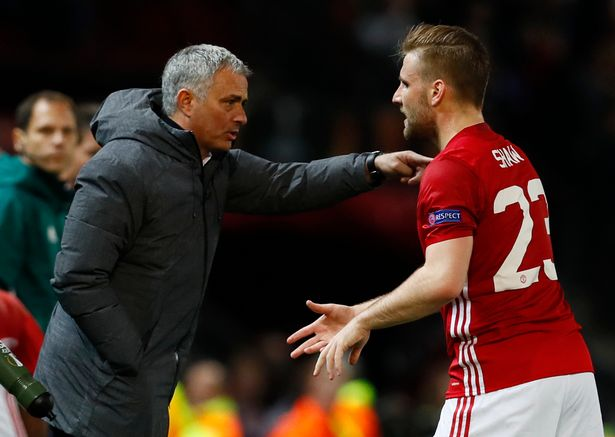 Shaw helped Man United go all the way in the 2017 Europa League but was injured for the final
