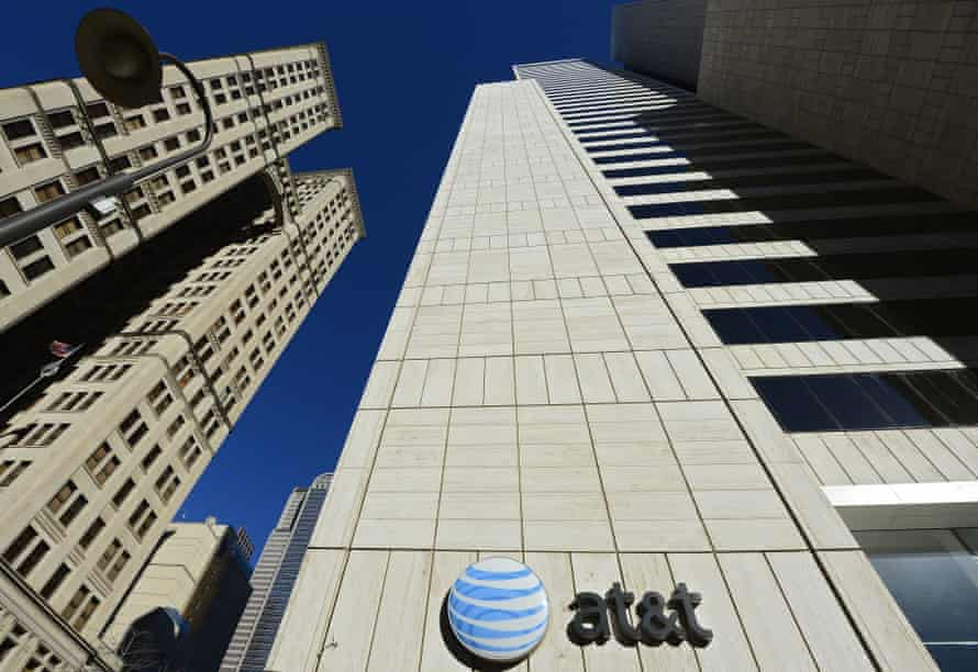 AT&T voiced concerns about Georgia's new voting law.
