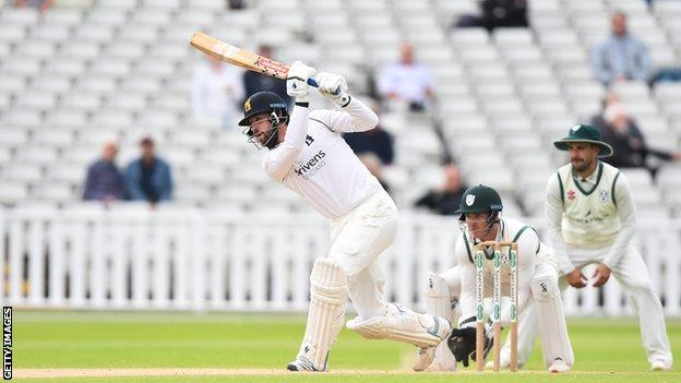 A limited number of fans were in attendance at a trial event at Edgbaston in July 2020 as Warwickshire took on Worcestershire in a friendly match
