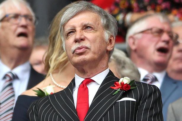 Stan Kroenke has faced huge criticism over the past 10 days