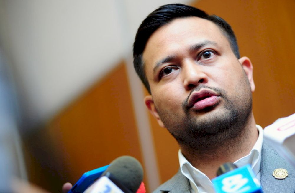 FAM secretary-general Stuart Ramalingam said all 39 players and the remaining recipients of the vaccine had gotten due approval from the authorities. — Bernama pic