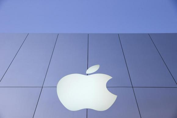 An Apple logo is seen during Black Friday in San Francisco, California November 29, 2013. — Reuters pic