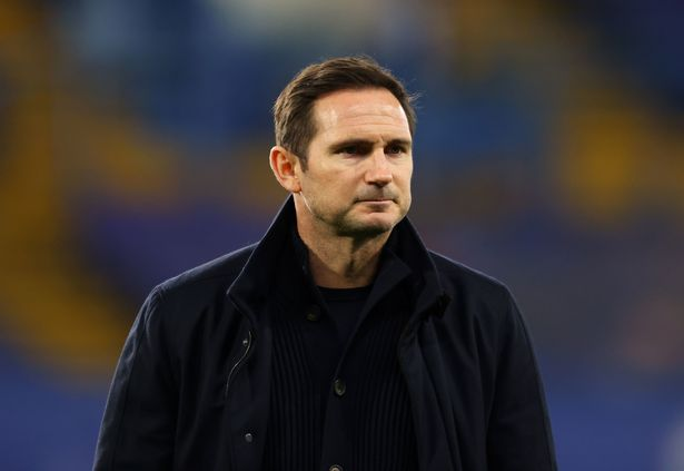 Frank Lampard was axed in January
