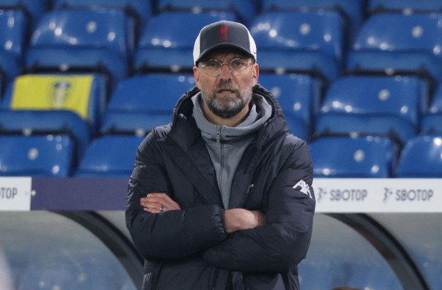 Jurgen Klopp is on the lookout for a new striker this summer