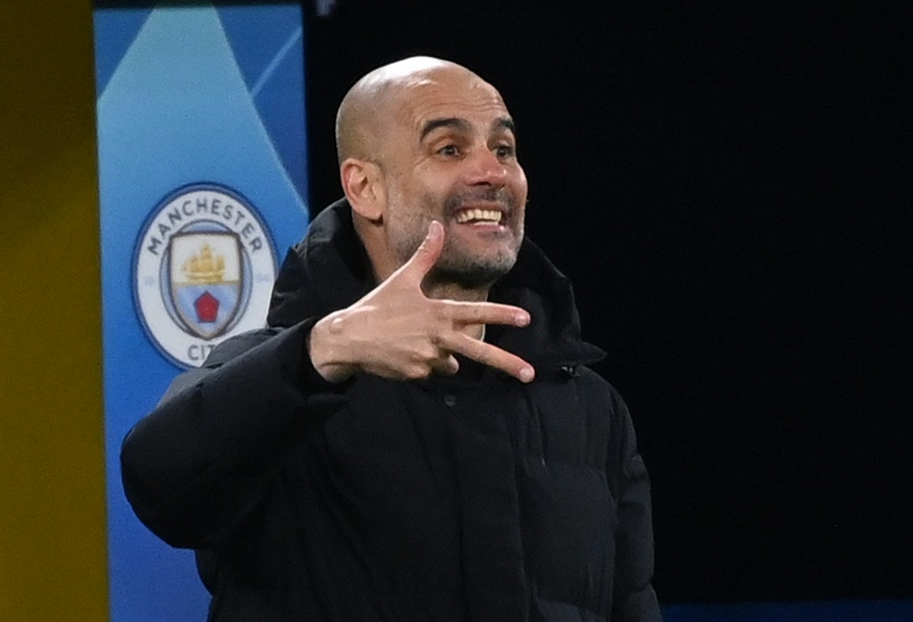 Manchester City manager Pep Guardiola knows Brazil forward Neymar and France striker Mbappe pose a serious threat to his hopes of leading City to their first Champions League final. ― Reuters pic