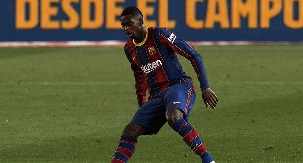 Barcelona are reportedly keen to sell Ousmane Dembele this summer so they don't lose him for free in 2022