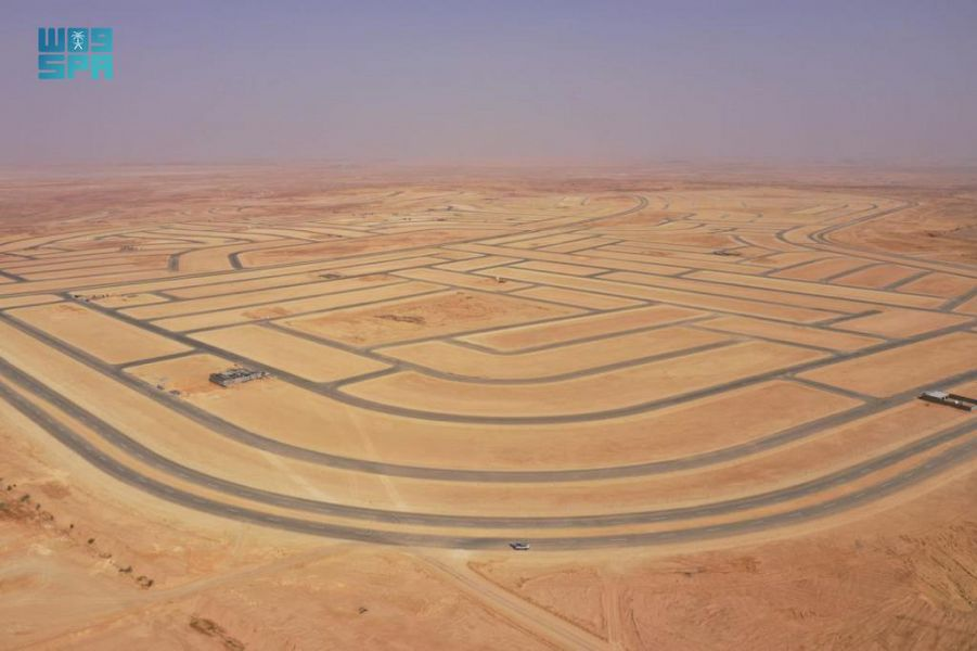 Almost 5,000 residential plots are planned around the city of Buraidah in Qassim province. (SPA)