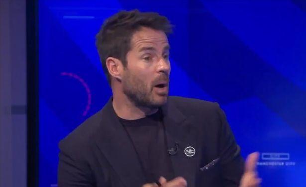 Jamie Redknapp has hailed Phil Foden