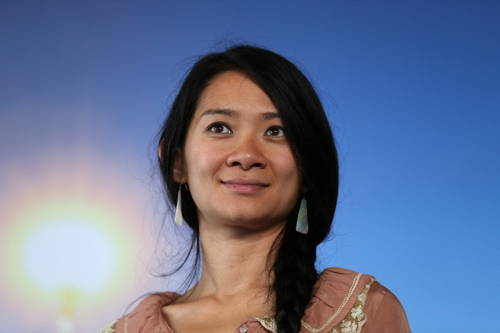 Beijing-born Chloe Zhao ('Nomadland') is the strong favourite to win best director. — AFP pic