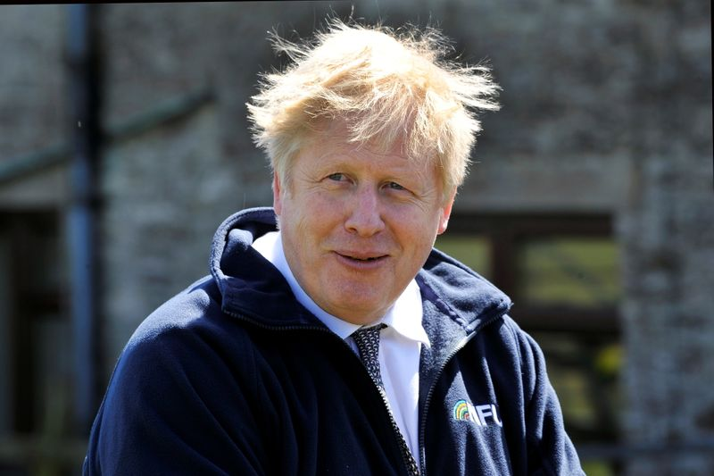 UK's Johnson says he is looking at COVID help for India