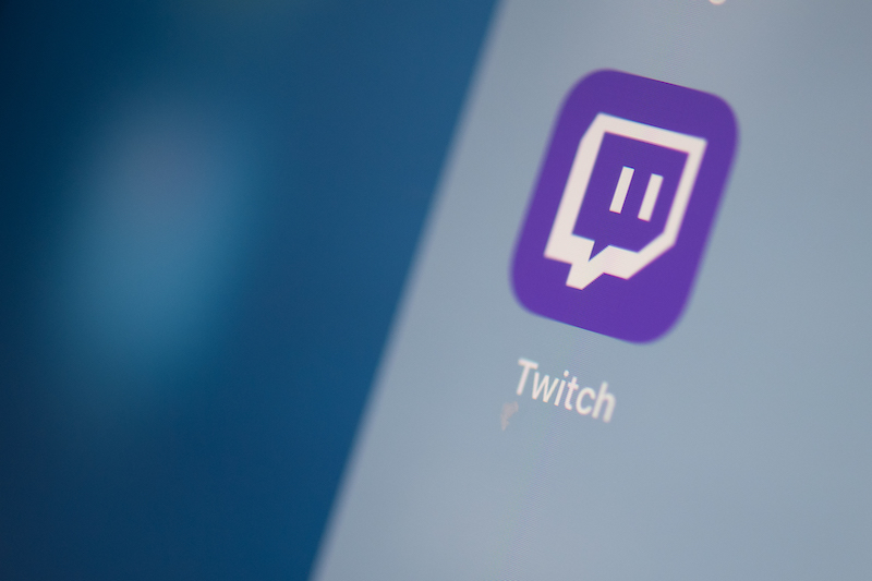 Twitch is seeking unspecified cash damages from the pair, identified in the lawsuit as a Netherlands resident behind the account CruzzControl and a Vienna resident with a CreatineOverdose account. — AFP pic