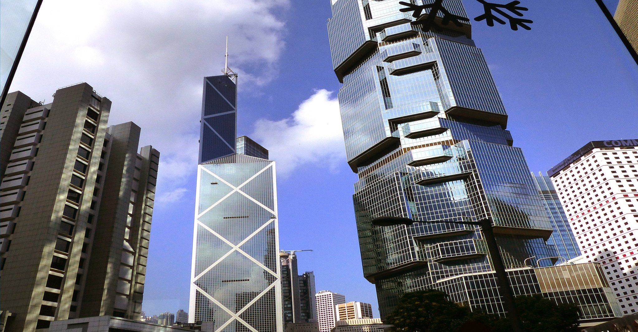 bank of china lippo building