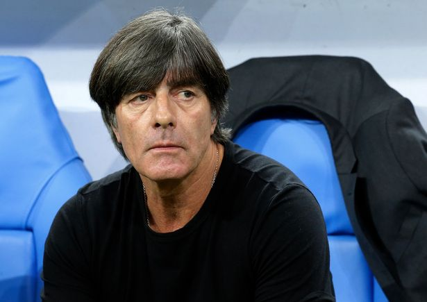Joachim Low will leave his post after the tournament