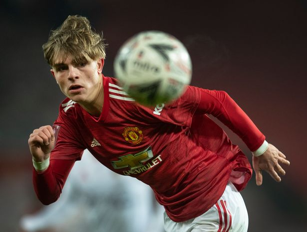 Brandon Williams has seen his game time dramatically reduced at Man Utd