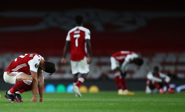 """Henry labelled Arsenal a """"mid-table team"""" after a disappointing campaign"""