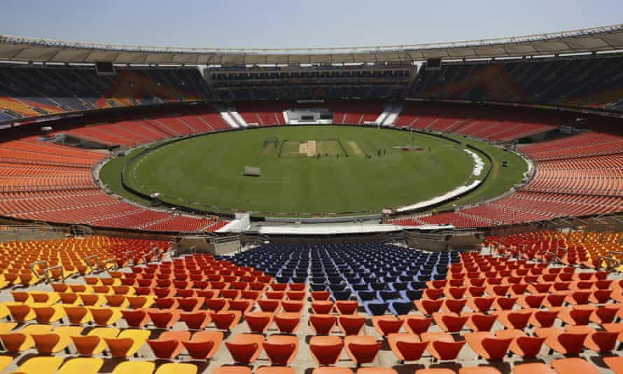 Narendra Modi stadium.
