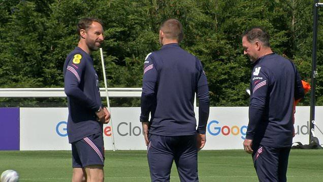 England train ahead of Romania friendly