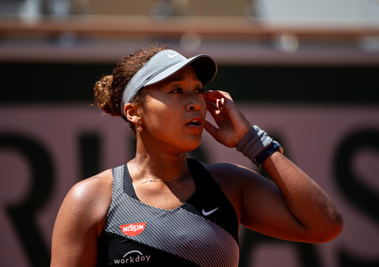2021 French Open - Day One