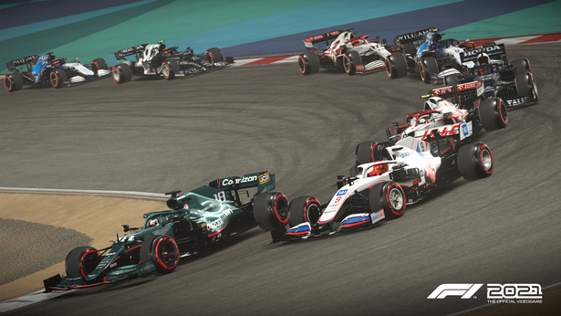 EA completed their acquisition of Codemasters earlier this year