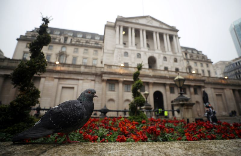 Bank of England aims for net-zero emissions before 2050