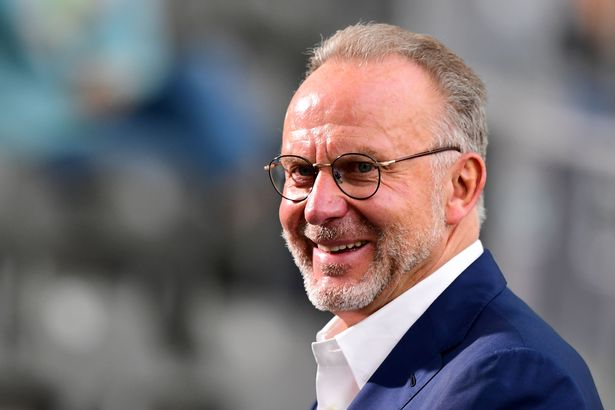 Karl-Heinz Rummenigge is reportedly stepping down from his role as Bayern Munich CEO earlier than expected
