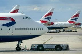 FTSE 100 falls, airlines weak, USD strong, cryptos higher