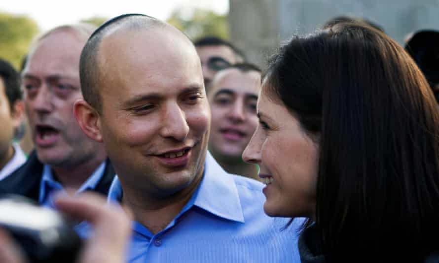 Naftali Bennett would become Prime Minister for the first two years.
