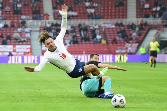 England v Austria - International Friendly