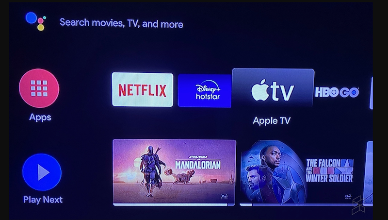 If you have an Android TV device at home, you can finally watch Apple TV+ content on the big screen. — Picture via SoyaCincau