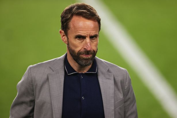 """Gareth Southgate conceded his team looked """"disjointed"""" against Austria"""