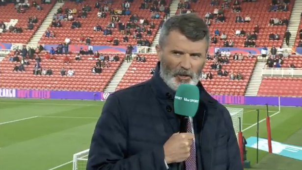 Roy Keane agreed with Gareth Southgate's assessment of England's win over Austria