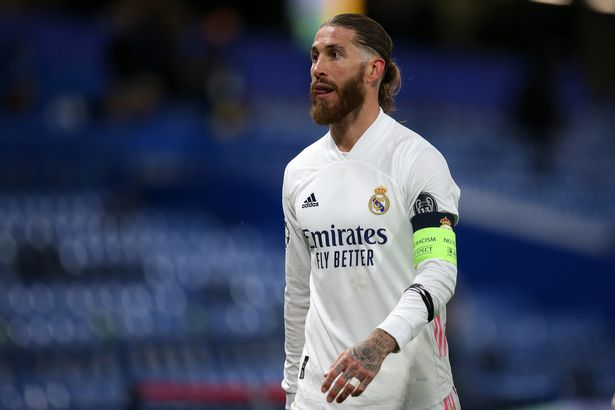 Sergio Ramos is on the lookout for a new club after being released by Real Madrid
