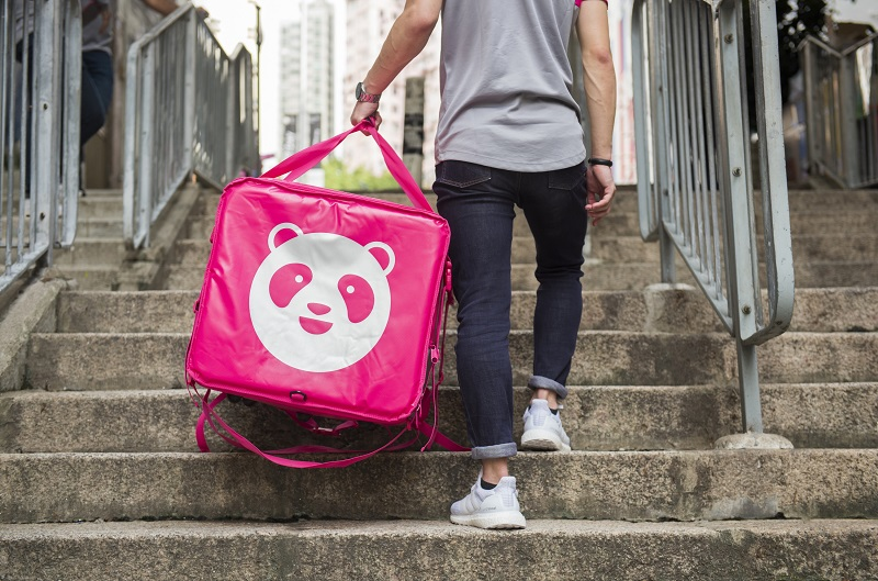 Loansharks in Singapore have resorted to ordering food on delivery platforms to get their borrowers to return their loans. ― Picture courtesy of Foodpanda
