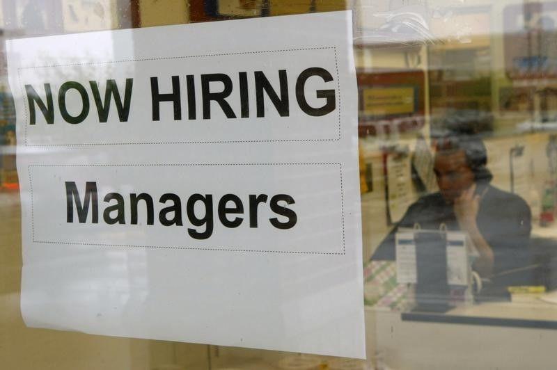 U.S. Job Growth Picked Up Steam in May After Disappointing April