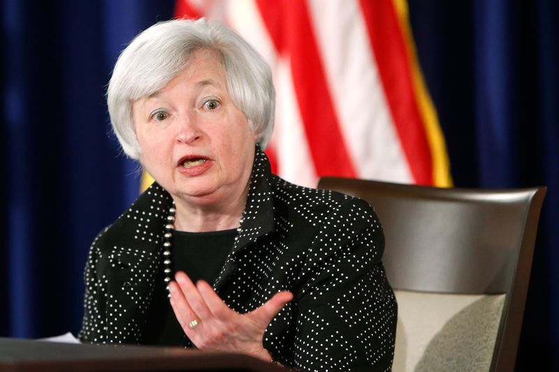 Yellen Argues Capital Gains Hike From April 2021 Not Retroactive