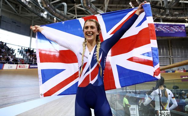 Laura Kenny is already Britain's most successful female Olympian with four golds in two Games