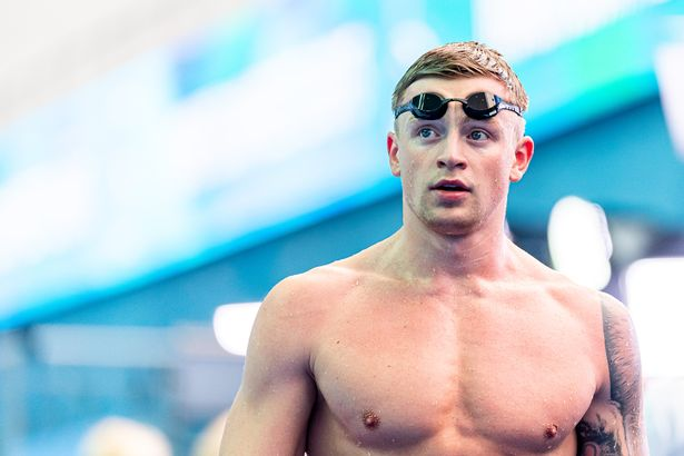 """Peaty: """"There's a lot of expectation on me to perform. Rightly so"""""""