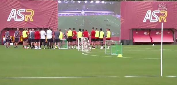 Mourinho has drones at Roma