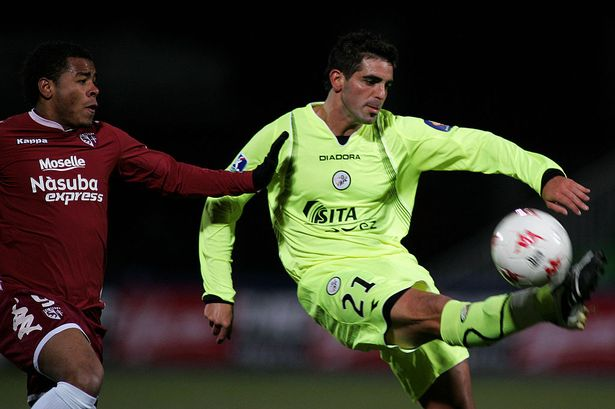 Martinez also played in the French top-flight for Valenciennes
