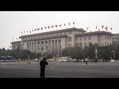China Dismisses U.S. Warning on Hong Kong