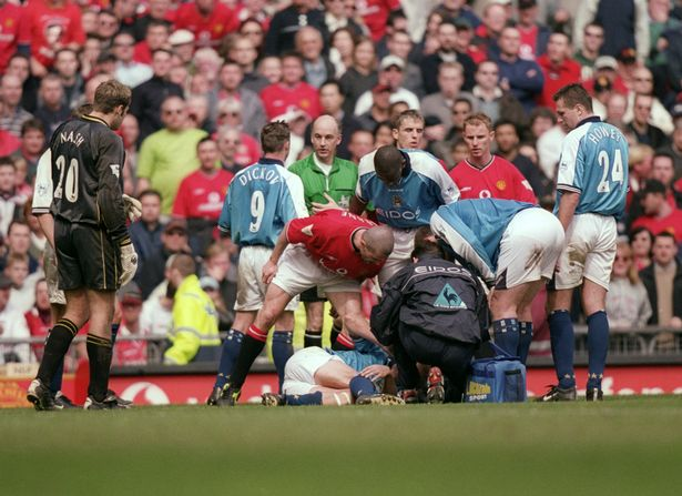 Roy Keane insists his brutal tackle that left Alf-Inge Haaland in a heap in 2001 was not pre-meditated