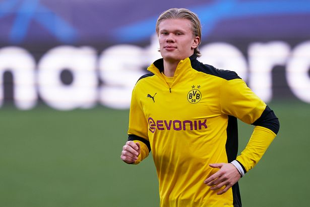 Chelsea are thought to be willing to spend £150m to sign Erling Haaland