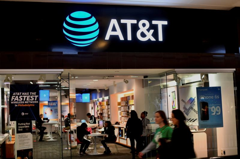 AT&T beats wireless additions estimate on 5G demand, raises FY growth forecasts
