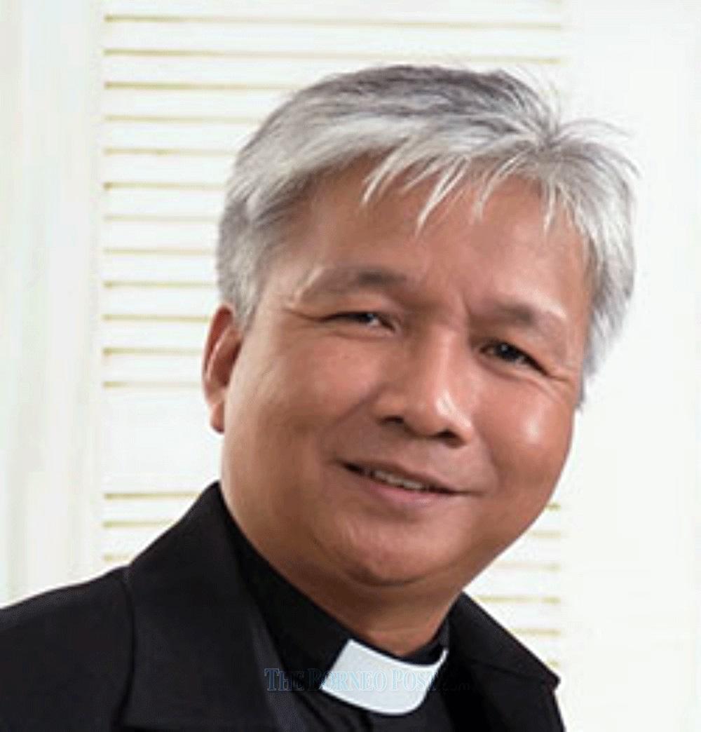 Rt Rev Datuk Danald Jute, Bishop of the Anglican Church in Sarawak and Brunei. — Borneo Post Online pic