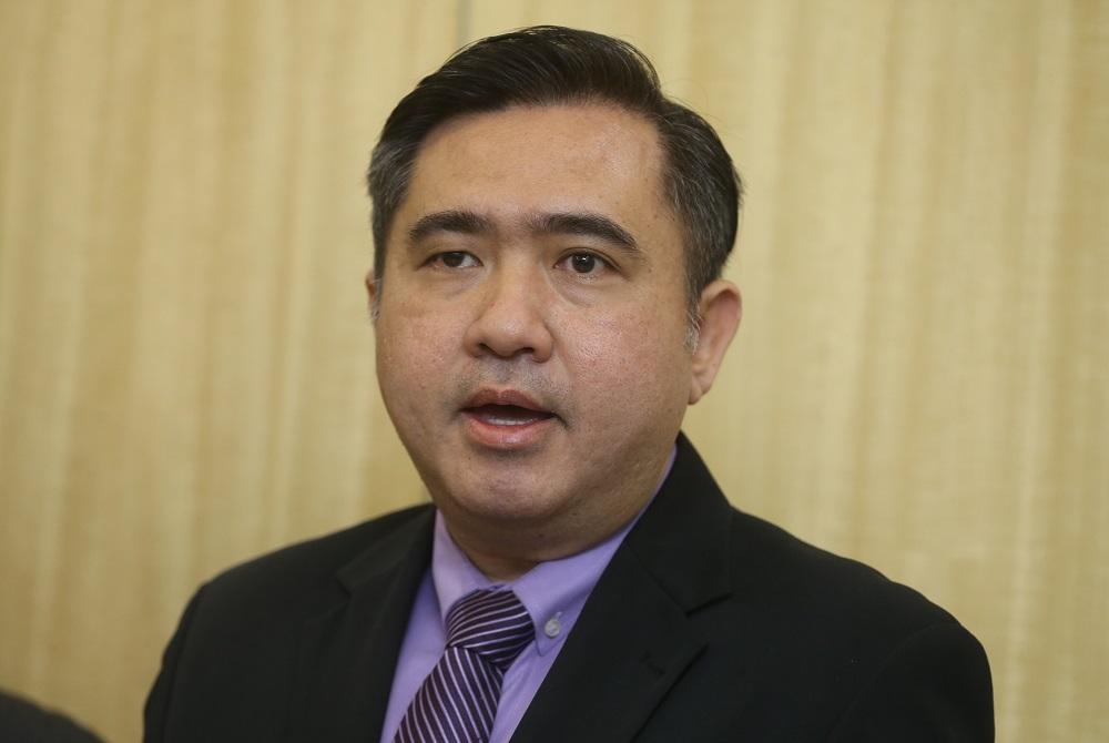 Seremban MP Anthony Loke urged the Operation Surge Capacity (OSC) to include Negri Sembilan. — Picture by Zuraneeza Zulkifli