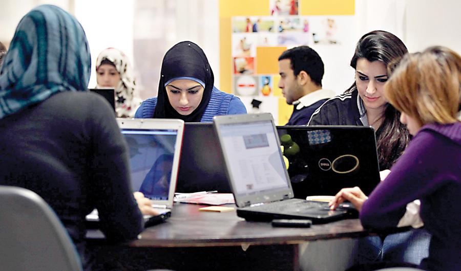 Last year, Wa'ed tripled the amount of money loaned to startups in Saudi Arabia. (Supplied)