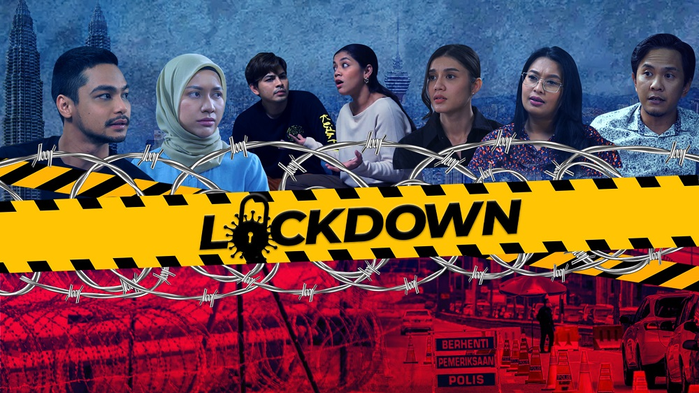 Astro Ria's new drama series 'Lockdown' to tell the tales and struggles of Malaysians in facing the Covid-19 pandemic and the movement control order. — Picture courtesy of Astro Malaysia
